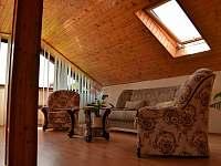 obývací pokoj - Horní Třešňovec