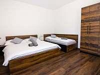 1. patro - apartmán k pronájmu Červená Voda - Mlýnický Dvůr