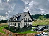 Apartmán na horách - okolí Čenkovic