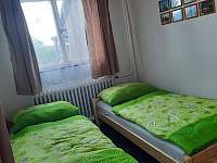 Pokoj č.1 - chata ubytování Deštné v Orlických horách