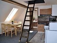 Apartmán 1 - chalupa ubytování Studnice - Třtice
