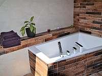 Koupelna - chalupa k pronájmu Studnice - Třtice