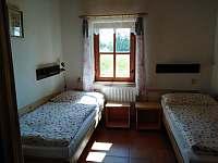 2. ložnice v přízemí - Osečnice -  Proloh
