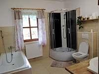 Koupelna v přízemí - Osečnice -  Proloh