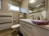 koupelna - pronájem chaty Sedloňov
