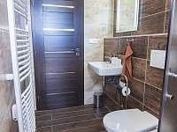 Koupelna 2. patro - Červená Voda - Mlýnický Dvůr