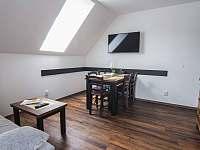 Obývací pokoje podkroví - Červená Voda - Mlýnický Dvůr