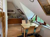 Podkrovní apartmán - přímo u sjezdovky - apartmán ubytování Deštné v Orlických horách - 5