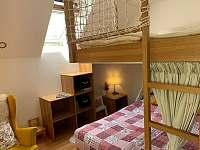 Podkrovní apartmán - přímo u sjezdovky - apartmán k pronájmu - 6 Deštné v Orlických horách