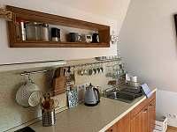 Podkrovní apartmán - přímo u sjezdovky - apartmán ubytování Deštné v Orlických horách - 9