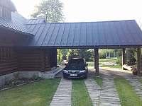 Srub Deštné - srub ubytování Deštné v Orlických horách - 9