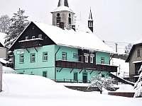 Domeček Lyžáku Bartošovice v Orlických horách - chalupa ubytování Bartošovice v Orlických horách