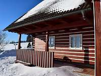 Sněžné - chalupa Na Krahulci - chalupa k pronajmutí - 11