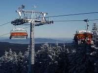 Lyžařské středisko Zieleniec - chalupa ubytování Sněžné v Orlických horách