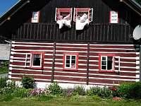 Jako v pohádce - roubenka ubytování Bartošovice v Orlických horách - Neratov