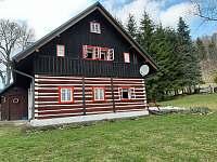 Orlická roubenka - pronájem chalupy Bartošovice v Orlických horách - Neratov
