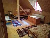 pokoj 1. - chalupa k pronájmu Bartošovice v Orlických horách - Neratov