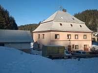 Moravský Karlov ubytování 6 lidí  ubytování