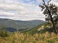 pohled na Kralický Sněžník - Dolní Morava