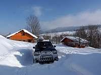 Srub Sněženka Dolní Morava - ubytování Dolní Morava