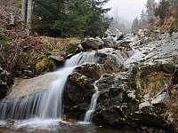 Vodopády Prudký potok