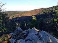 Ostružník 982 m.n.m - Jiráskova cesta (pod Vrchmezím) - Olešnice v Orlických horách
