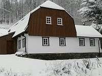 ubytování Olešnice v Orlických horách Chalupa k pronajmutí