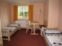pokoj č.1 - chalupa ubytování Sedloňov v Orlických horách