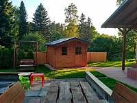 zahradní domek - Sedloňov v Orlických horách