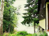 Chata k pronajmutí - okolí Mladkova