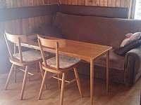 odpočinkový prodstor - chata k pronajmutí Klášterec nad Orlicí - Zbudov