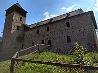 hrad Litice - Pěčín u Rychnova nad Kněžnou