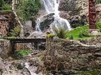 vodopád Kamarád - Pěčín u Rychnova nad Kněžnou