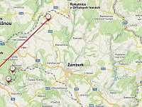Výlet 1: hrady Litice, Potštejn, zámek Potštejn a vodopád Kamarád - Pěčín u Rychnova nad Kněžnou
