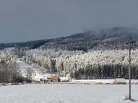 Buková hora - pronájem apartmánu Červená Voda