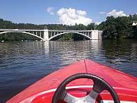 Pastvinská přehrada - Červená Voda