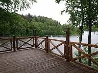 Pastvinská přehrada - apartmán k pronájmu Červená Voda