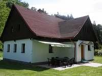 Chata k pronajmutí - okolí Říček v Orlických horách