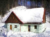 Chata k pronajmutí - dovolená Koupaliště Kostelec nad Orlicí rekreace Souvlastní
