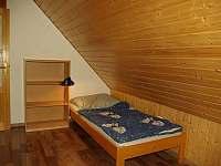 ložnice 2 - chata k pronajmutí Souvlastní