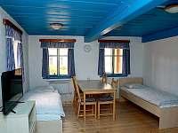 Apartmán - přízemí