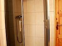 sprchový kout - apartmán