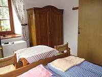 Pokoj 2 v přízemí - 2 lůžka