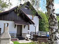 Chata k pronájmu - okolí Mlínického Dvora