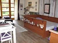 interiér - pronájem apartmánu Říčky v Orlických horách