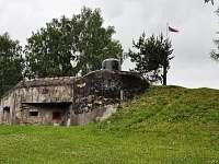 Vojenské pevnosti v okolí penzionu a chaty