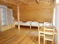 ložnice první patro - Heřmanice u Králik