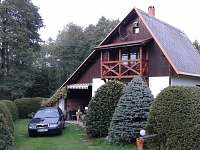 Chata k pronajmutí - dovolená Orlické hory rekreace Klášterec nad Orlicí, Čihák