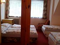 Pokoj č.2 - 5 lůžek - Červená Voda - Horní Orlice