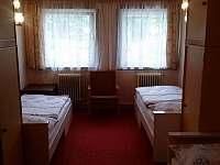 Pokoj č. 4 - 3 lůžka - Červená Voda - Horní Orlice